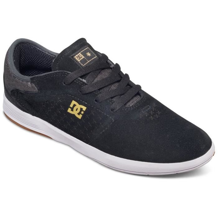 DC SHOES New Jack Chaussure Homme - Taille 41 - NOIR