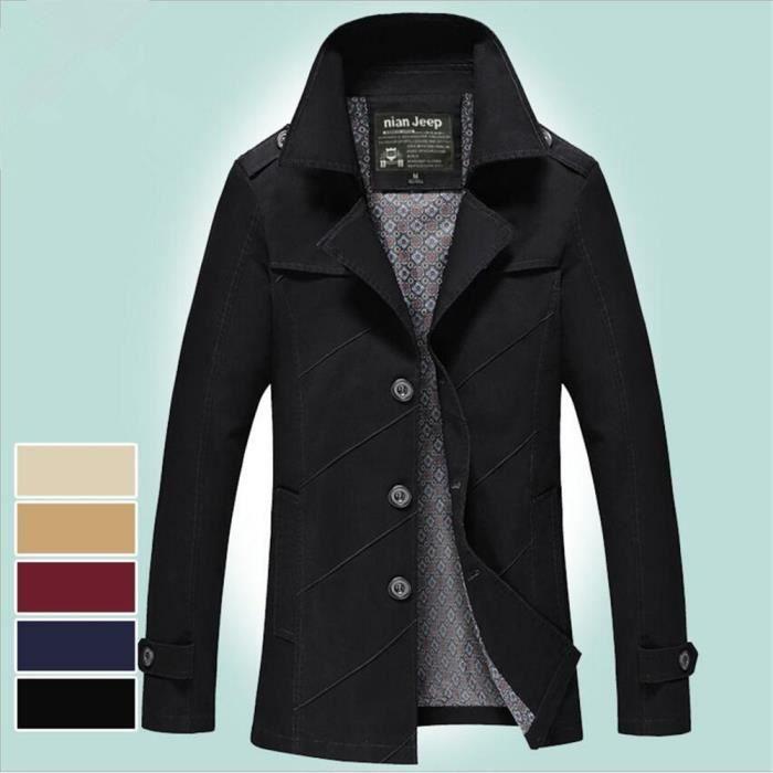 Qualité Chaud Homme Loisirs Manteau Meilleure Mode Beau Vetement Simple Nouvelle Au Nik Hiver Confortable Garde Manteaux Classique 17qwxt