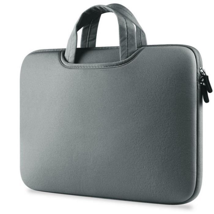"""fa4563da1e HOUSSE PC PORTABLE Pochette avec poignée 13"""" pour MACBOOK Pro APP.  Pochette avec poignée 13' pour Mac PC Housse Protection Sacoche Ordinateur  ..."""