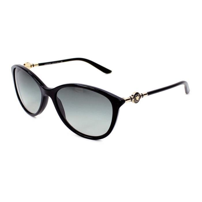 Lunettes de soleil - Versace VE 4251 - Noir Noir - Achat   Vente ... 50fc58d7e36a