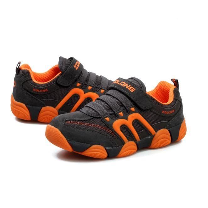 Basket Chaussures de sport respirantes à la mode pour enfants gnv4q