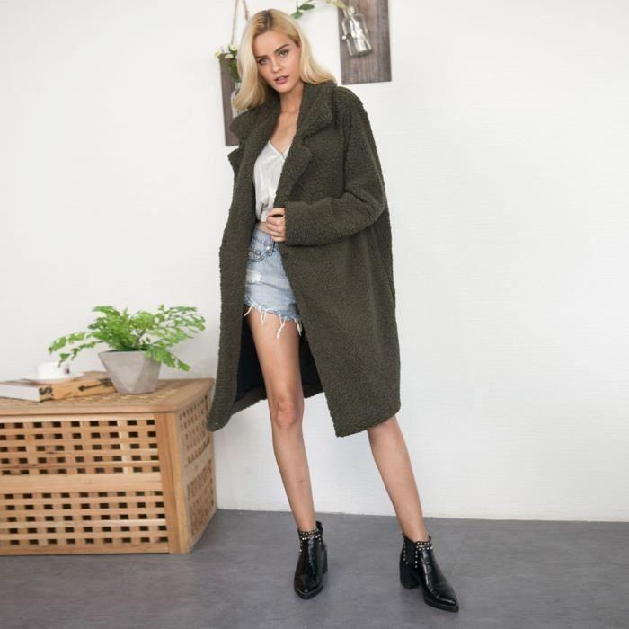 Rwq6991 Outwear Pour Long D'hiver Pachasky®manteau Chaud Manteau Parka Femme wx6Snzvaq