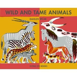 PARTITION Wild and tame animals. Edition en anglais