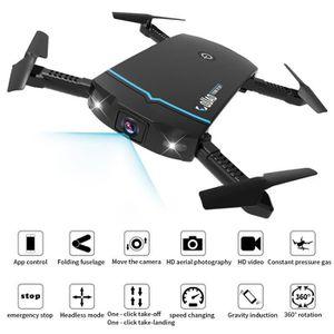 DRONE Drone Pliable 720P HD Caméra Drone Télécommande  W