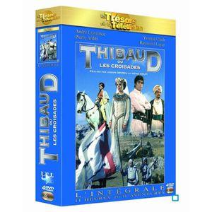 DVD SÉRIE DVD Coffret integrale thibaud ou les croisades