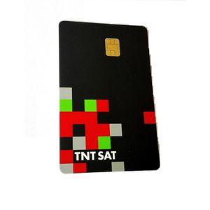 RÉCEPTEUR - DÉCODEUR   Carte TNTSAT v6 nouvelle génération 33 mois