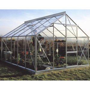 serre de jardin en verre - achat / vente serre de jardin en verre