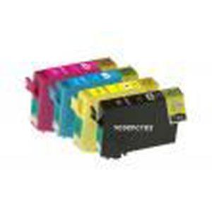 CARTOUCHE IMPRIMANTE 4 Cartouches encre compatible Epson pour WF-2540WF