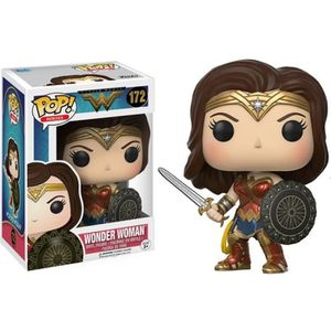 FIGURINE - PERSONNAGE Figurine Funko Pop! Wonder Woman : Wonder Woman