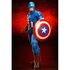 FIGURINE - PERSONNAGE Statuette  Marvel Comics : Captain America Avenger