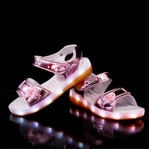 c51f57a4d1650 CHAUSSON - PANTOUFLE Sandale Enfant Chaussures Haut Qualité 2018 Nouvel ...