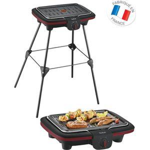 BARBECUE DE TABLE TEFAL CB902O12 Barbecue électrique Easy Grill Cont
