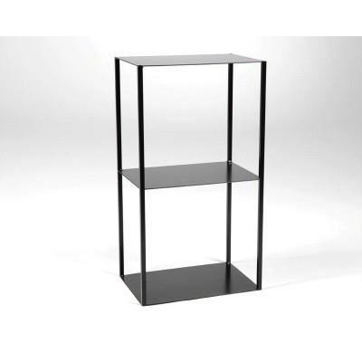 etag re m tal noir amadeus 30x20 achat vente meuble. Black Bedroom Furniture Sets. Home Design Ideas