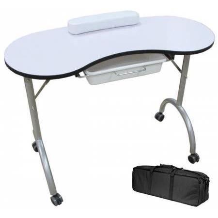 Table De Manucure Pliable Pro Sans Aspirateur Achat Vente Coffret De Manucure Table De