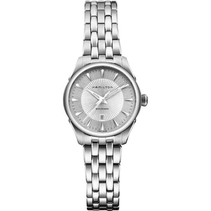 Hamilton Jazzmaster Lady H42215151 Montre Bracelet Pour Femmes