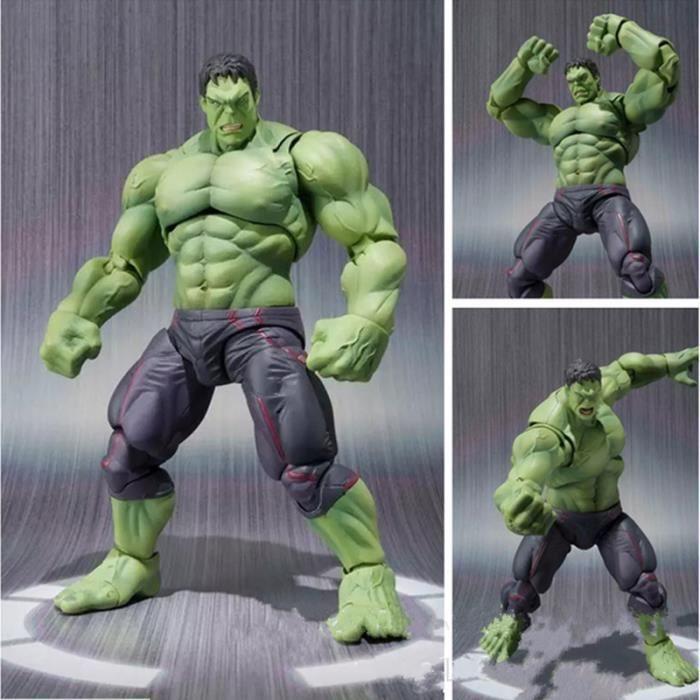 figurine hulk 30 cm achat vente jeux et jouets pas chers. Black Bedroom Furniture Sets. Home Design Ideas