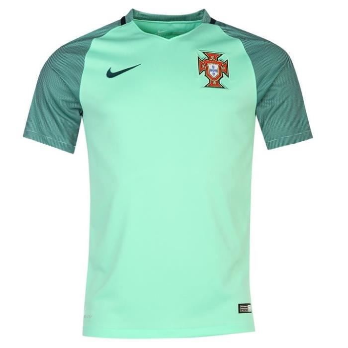 maillot officiel nike portugal away euro 2016 prix pas cher cdiscount. Black Bedroom Furniture Sets. Home Design Ideas