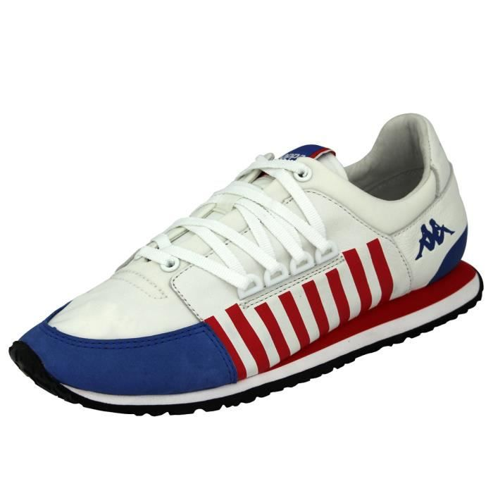 Kappa AUTHENTIC LA84 US ONE Chaussures Sneakers Un