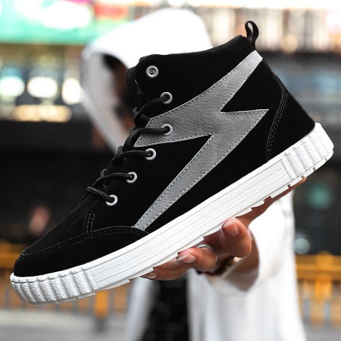 Basket Homme Chaussures de sport Homme Mode Sportswear Chaussures 2018 wqlLDHCO