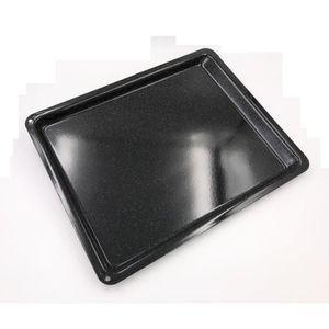 KOCHSTAR Plaque ? four acier émaillé antiadhérent - 41x32x2cm