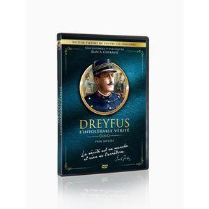 DVD DOCUMENTAIRE Dreyfus l intolérable vérité (DVD)