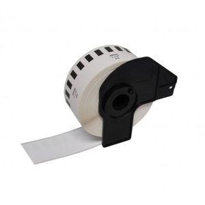 ETIQUETEUSE - TITREUSE 2 x Etiquettes Compatibles Brother DK-11204 | 17mm