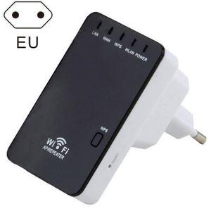 MODEM - ROUTEUR Mini routeur 5in1 répéteur amplificateur WPS sans
