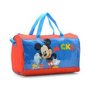 MICKEY ET SES AMIS - Sac de sport bleu Mickey Oh Boy Rentrée 0UrKSji