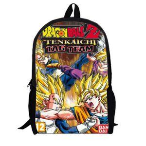 sac dos informatique dragon ball cartable sacs dos scolaires pour enf - Cartable Dragon Ball Z