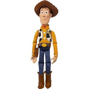 FIGURINE - PERSONNAGE TOY STORY 4 Personnage électronique Sherif Woody