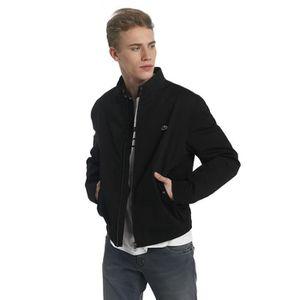 Manteau homme lacoste pas cher