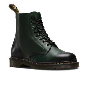 BOTTINE Boot Dr Martens 1460 Pascal Vert