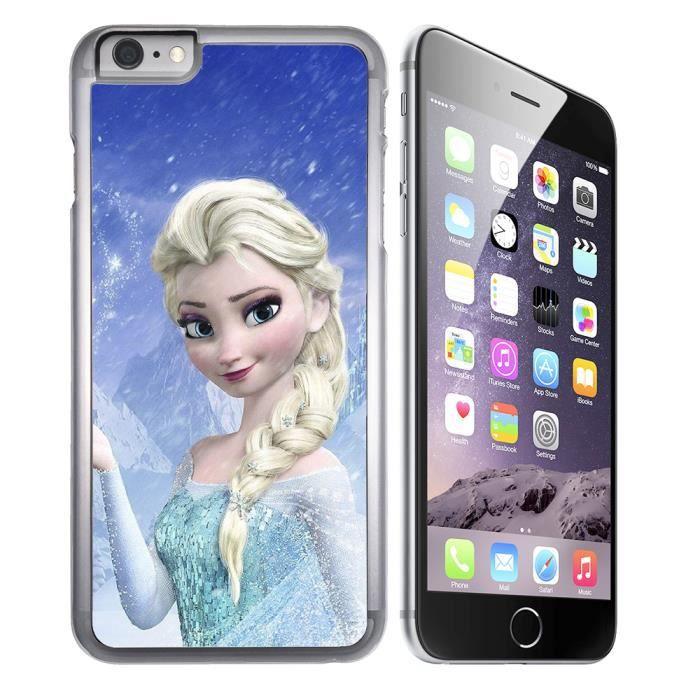 coque iphone 12 frozen elsa