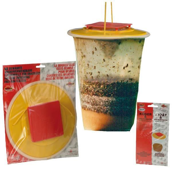 Tusk Red Top Fly Trap sgl 672570B