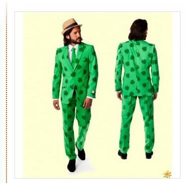Joyeux anniversaire ! Costume-homme-avec-cravate-motif-saint-patrick-ta