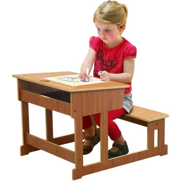 Bureau en bois enfant Achat Vente Bureau en bois enfant pas