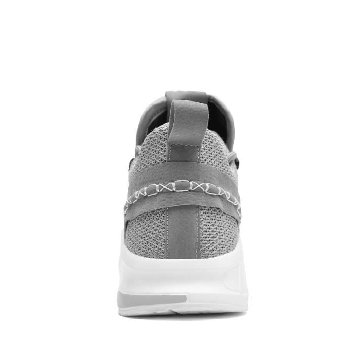 Baskets Mode PU de sport Chaussures Semelle Homme Chaussures EnRSx7Er