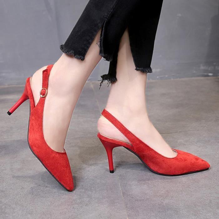 Cuir Dcontracts Flats Chaussures Sandales love4582 Pour Plates Jaune En Talons Femme Beguinstore z0TqwFF