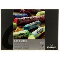 PASTELS - CRAIE D'ART Rembrandt Coffret garni 30 pastels selection paysa