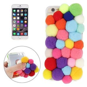 coque iphone 6 pompom