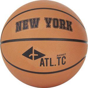 BALLON DE BASKET-BALL ATHLI-TECH Ballon de basket New York - Orange Clai