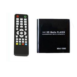 DISQUE DUR EXTERNE 1080P Mini HDD Media Player MKV - H.264 - RMVB HD