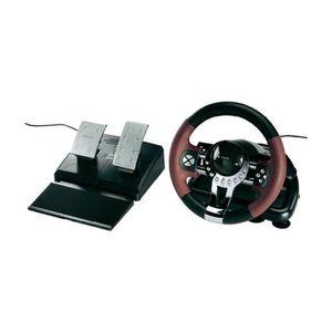 VOLANT JEUX VIDÉO Volant Racing Wheel Thunder V5 HAMA pour PS3
