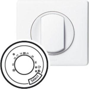 thermostat fil pilote achat vente pas cher. Black Bedroom Furniture Sets. Home Design Ideas