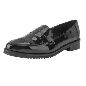 Penny Plate-forme Mocassins Comfort Slip On Chaussures habillées XFKB0 Taille-40 1-2 ioXtFv5