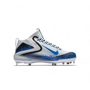 CHAUSSURES DE RUNNING NIKE Force hommes Zoom Trout 3 Mid Crampons de bas