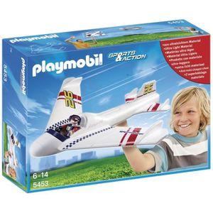 UNIVERS MINIATURE PLAYMOBIL 5453 Planeur Turbo
