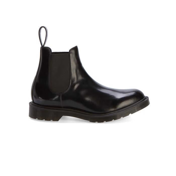 Chelsea Boots Made in UK Cuir Lisse Noir pour homme n88AY7aRt