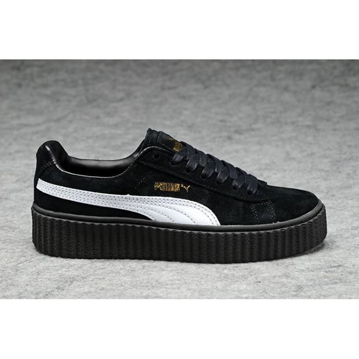 Homme Rihanna Sneaker Chaussures Puma Suede Creepers Baskets Running OXZkPuiT