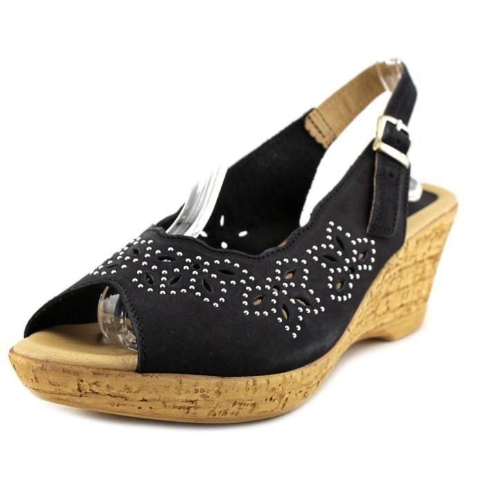 Spring Step Keystone Cuir Sandale